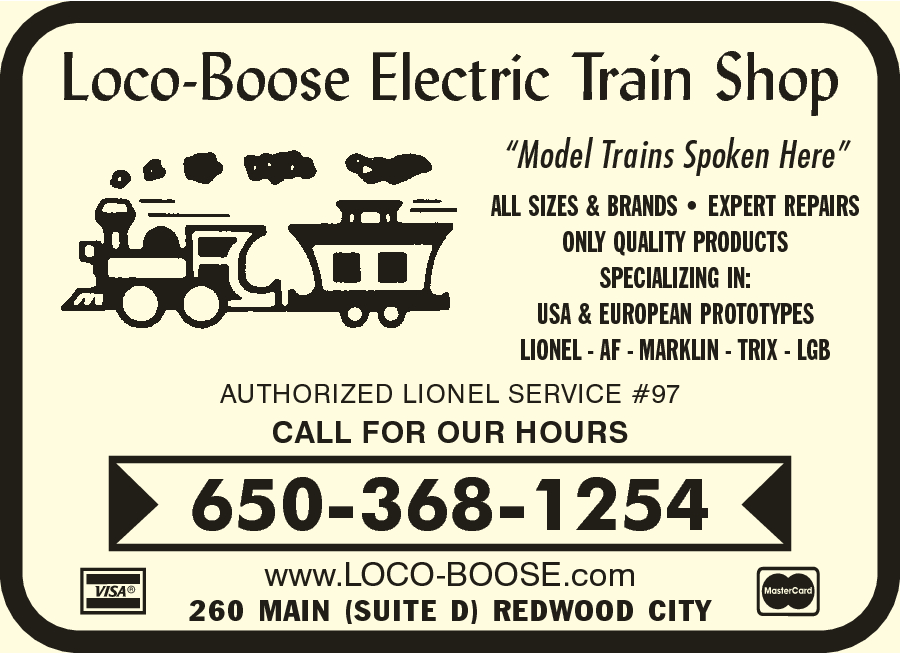 Loco Boose Electric Train Shop