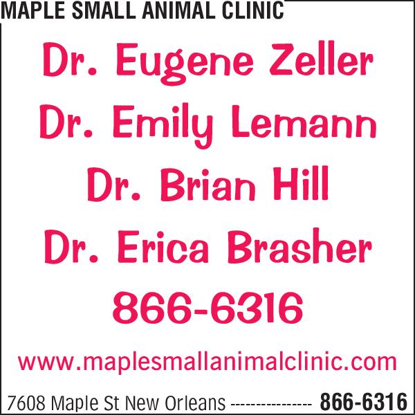 Maple Small Animal Clinic