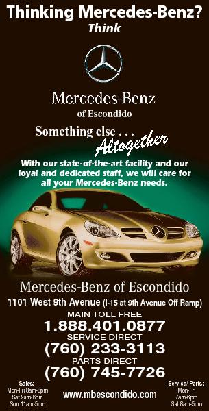 Mercedes-Benz Of Escondido