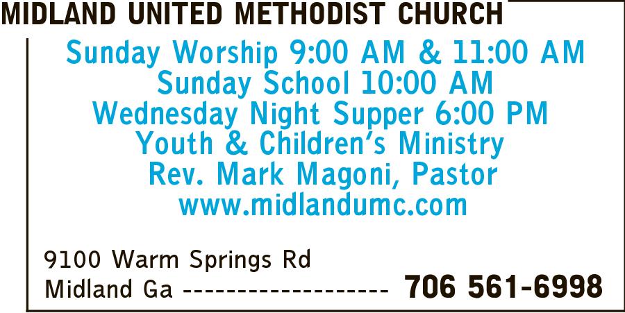 Midland United Methodist Church