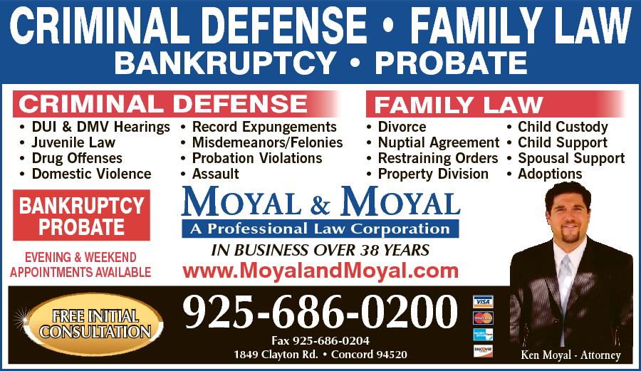 Moyal & Moyal A Professional Law Corporation