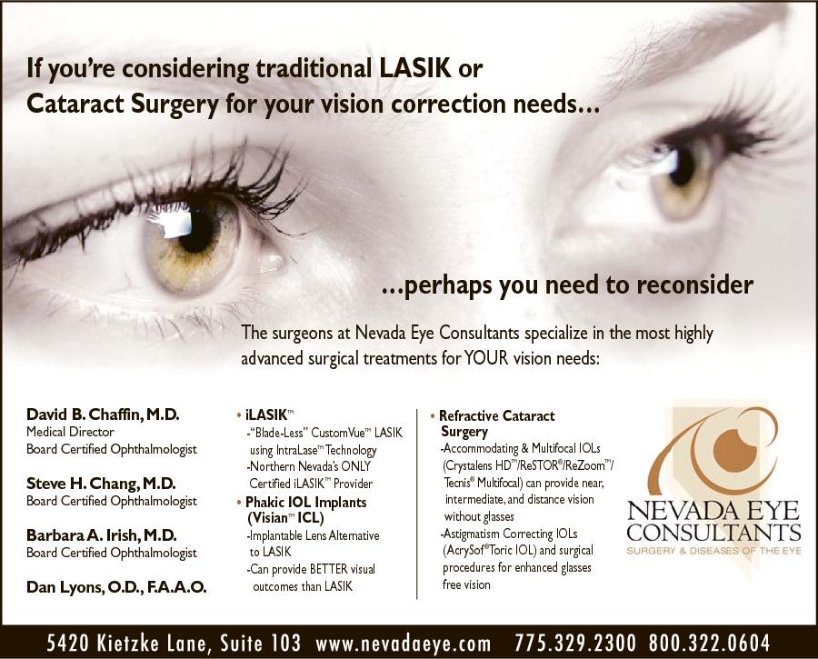 Nevada Eye Consultants