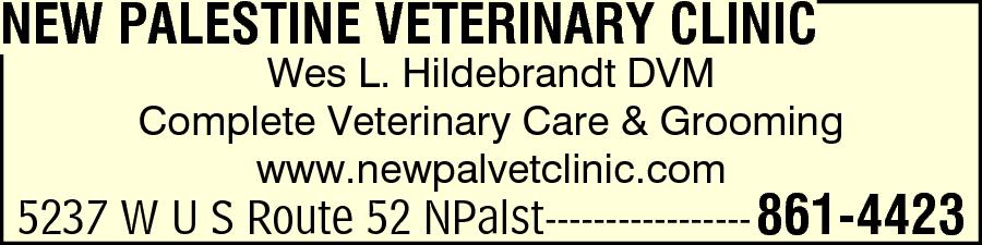 New Palestine Veterinary Clinic
