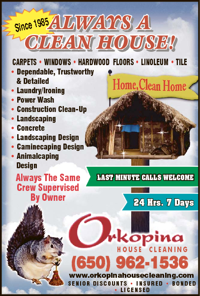 Orkopina Cleaning Service