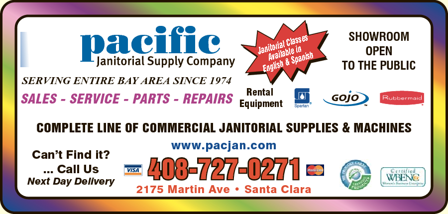 Pacific Janitorial Supply Co.