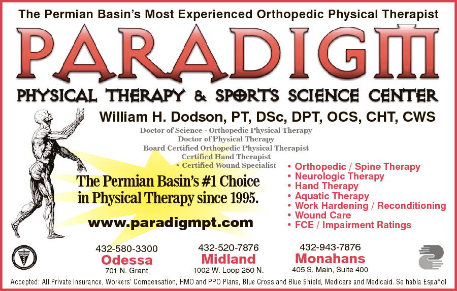Paradigm Physical Therapy & Sports Science Center