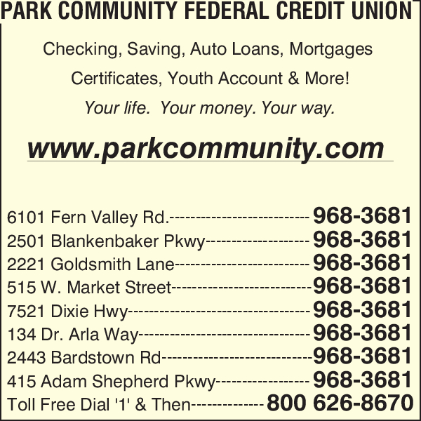 Park Community Federal Credit Union