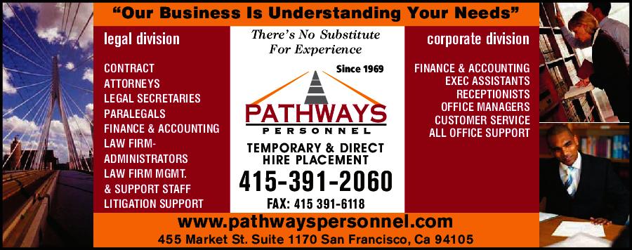 Pathways Personnel