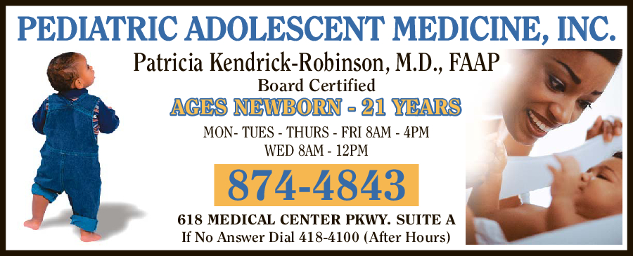 Pediatric Adolescent Medicine Inc