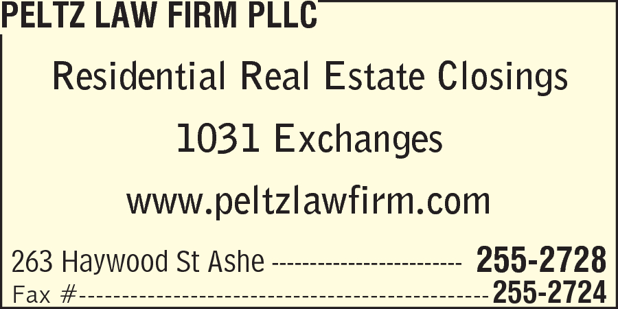 Peltz Law Firm