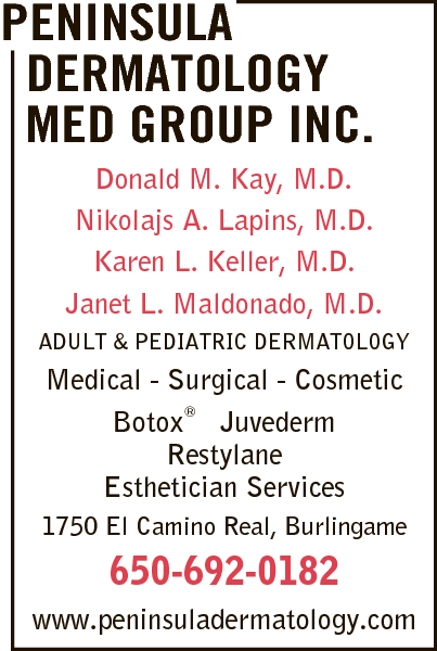 Peninsula Dermatology Medical Grp.