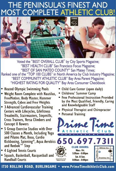 Prime Time Athletic Club