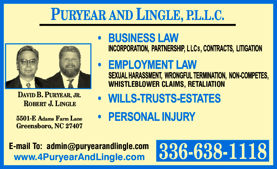 Puryear and Lingle PLLC