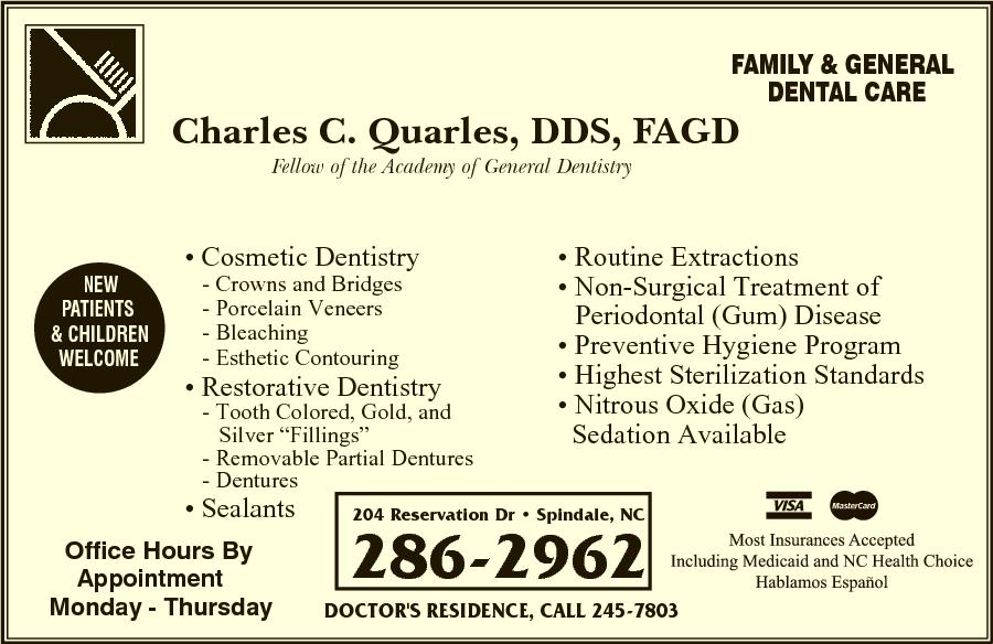 Quarles, Charles C