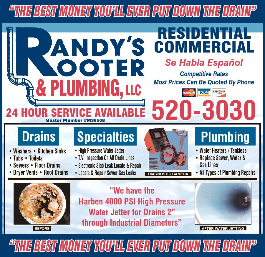 Randy's Rooter & Plumbing