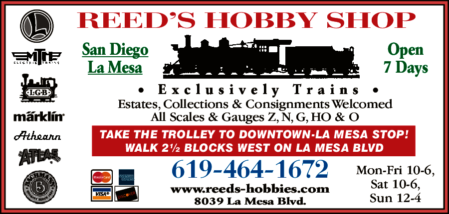 Reed's Hobby Shop