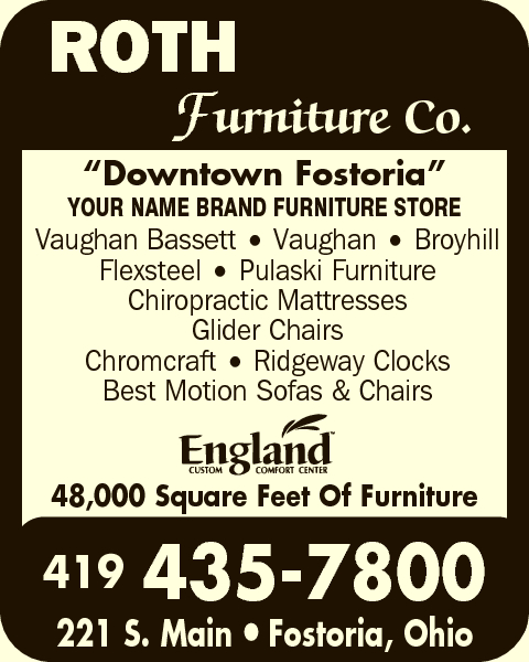 Roth Furniture Co