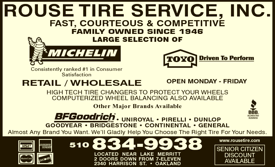 Rouse Tire Service Inc.
