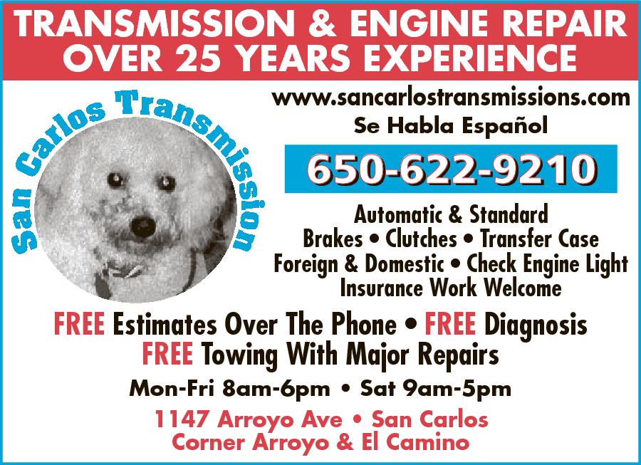 San Carlos Transmissions