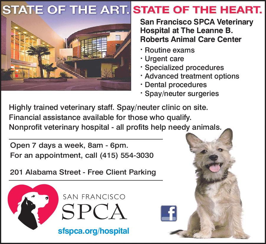 San Francisco SPCA Veterinary Hospital