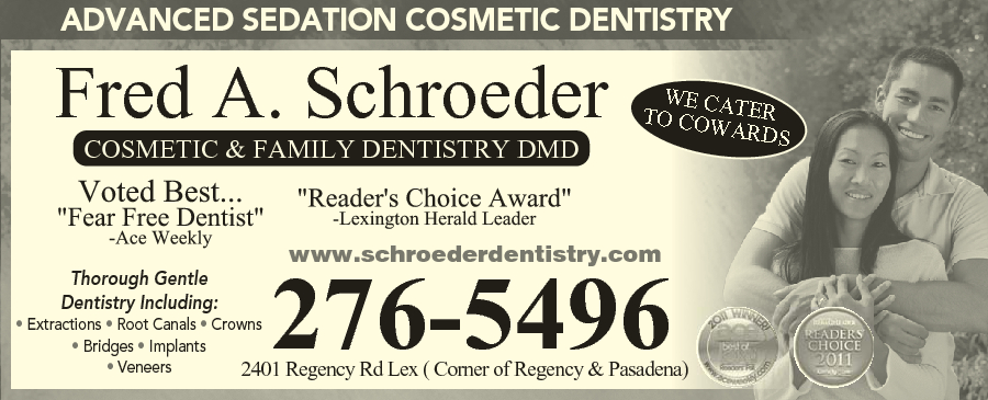 Schroeder, Fred A Cosmetic & Family Dentistry DMD