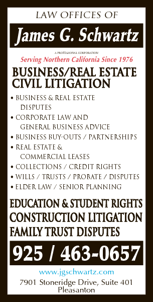 Schwartz James G Law Offices Of