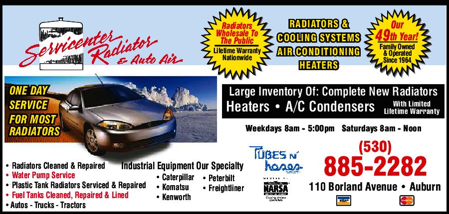 Servicenter Radiator & Auto Air