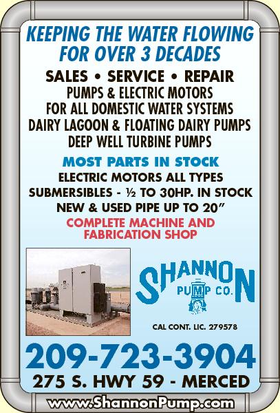 Shannon Pump Co.