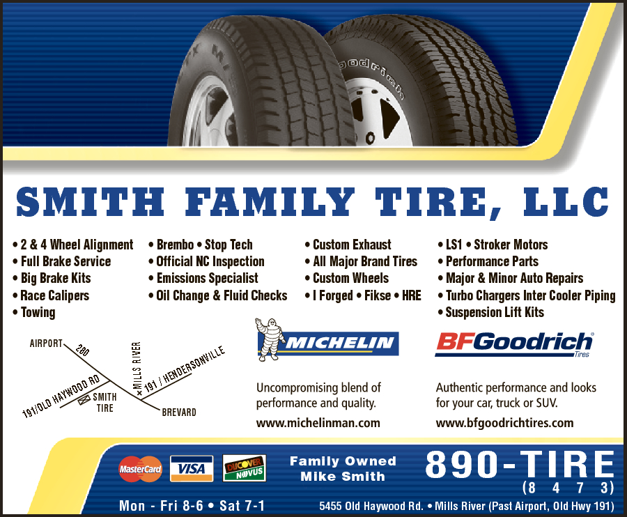 Smith Family Tire LLC