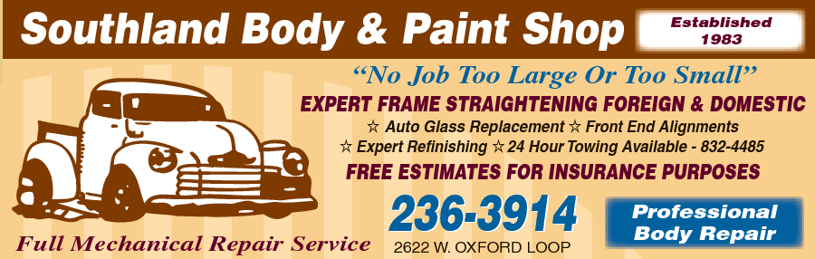 Southland Body & Paint Shop
