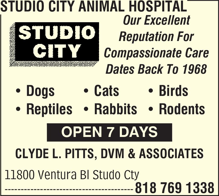 Studio City Animal Hospital