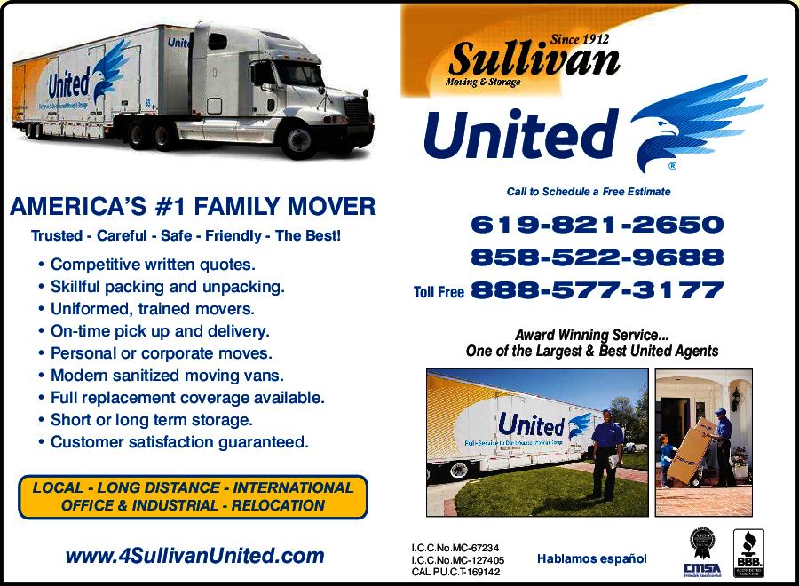 Sullivan Moving & Storage Company