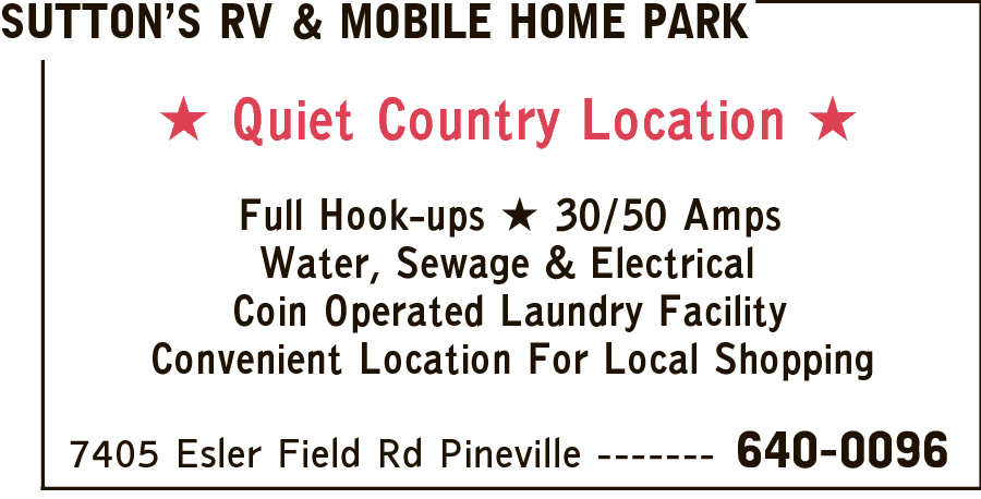 Floyd's Mobile Home And Rv Park