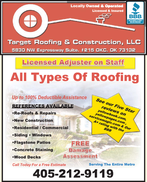 Target Roofing and Construction