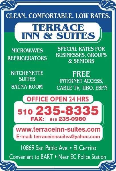 Terrace Inns & Suites