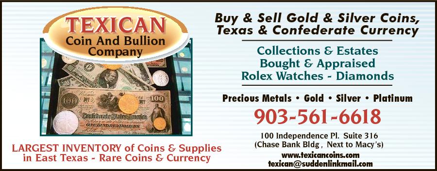 Texican Coin & Bullion Company