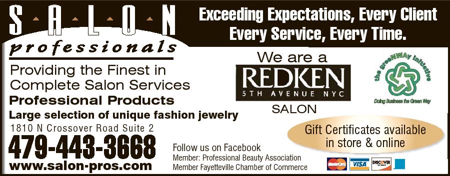 The Salon Professionals