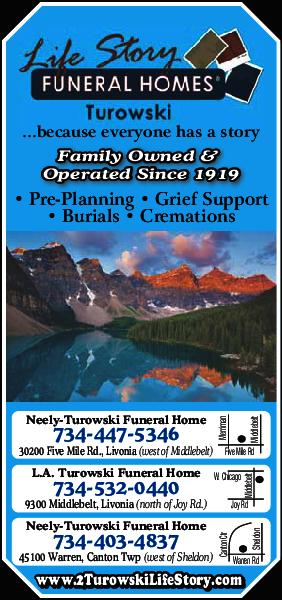 Turowski Life Story Funeral Homes