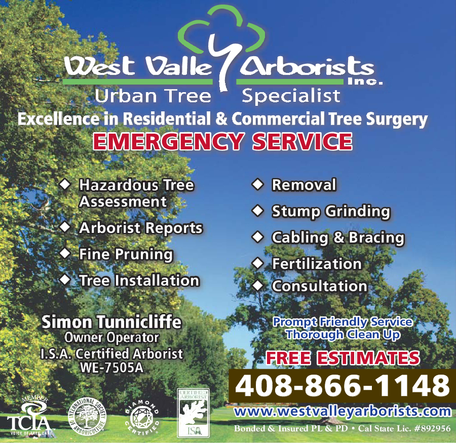West Valley Arborists Inc.
