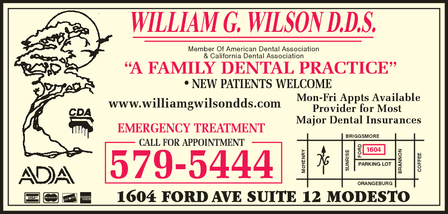 William G Wilson DDS