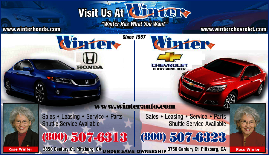 Winter Chevrolet - Honda