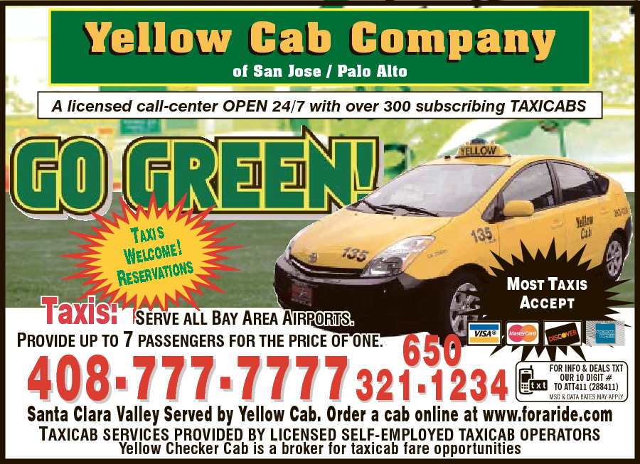 Yellow Checker Cab Co.