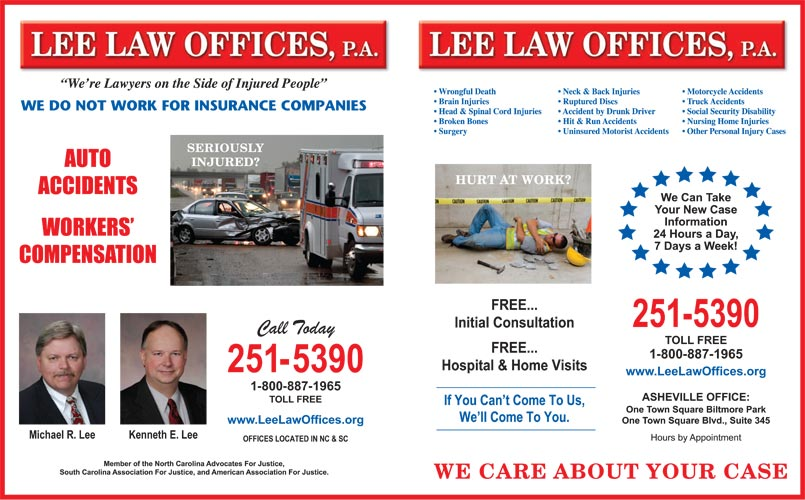 Lee Law Offices PA