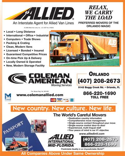 Coleman Worldwide Moving