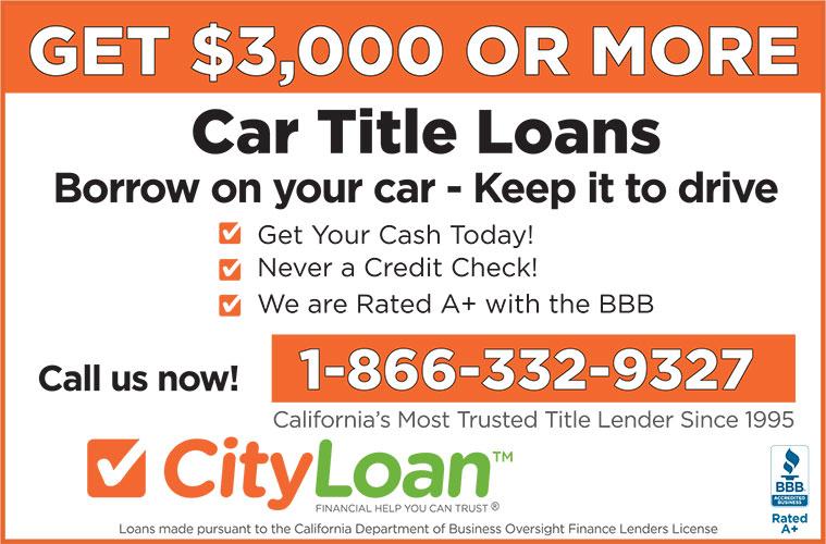 City Loan - Car Title Loans