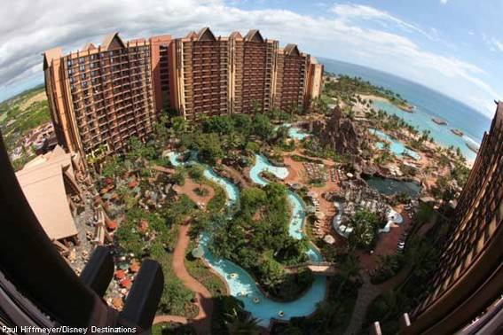 Aulani, A Disney Resort and Spa in Ko Olina, Oahu, HI