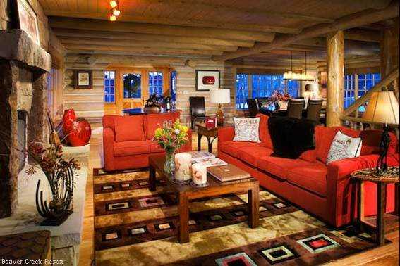 Trappers Cabin in Beaver Creek, CO
