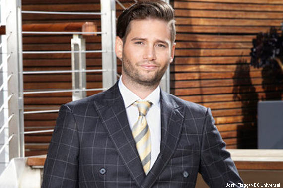 Josh Flagg From 'Million Dollar Listing'