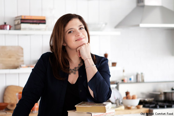 Iron Chef Alex Guarnaschelli