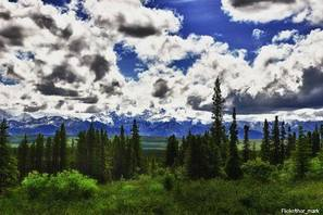 Wonder Lake Campground - Denali National Park, Alaska